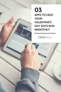 apps to help your valentine's day date run smoothly