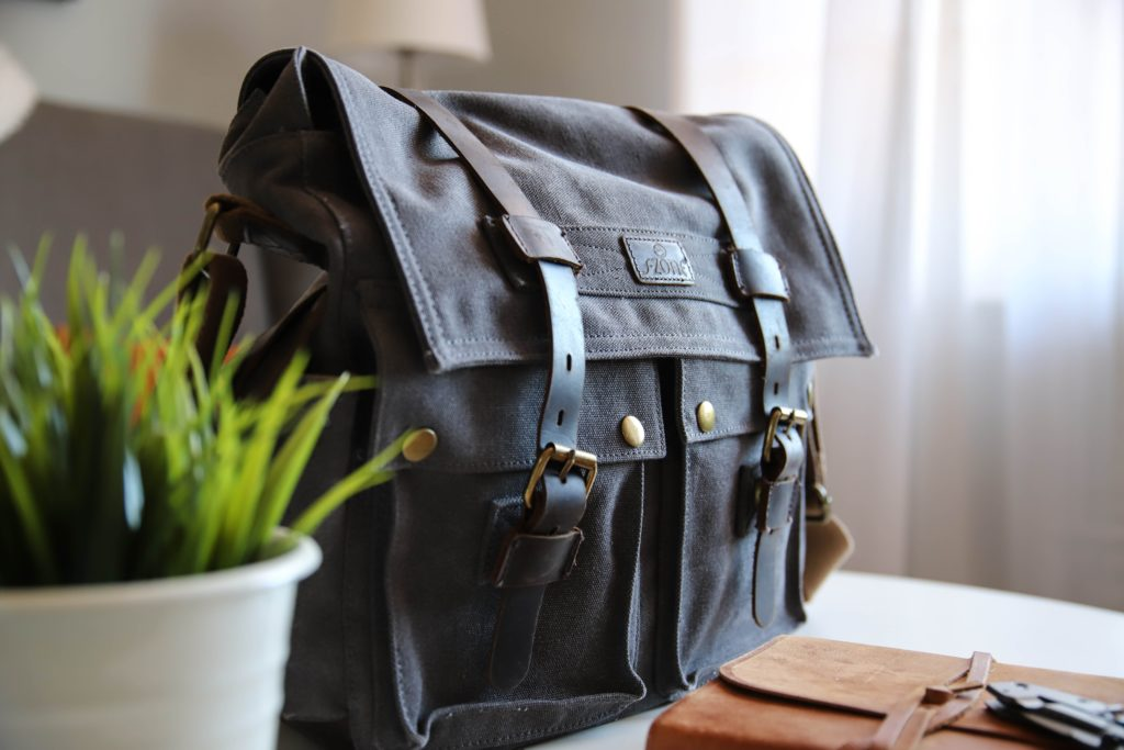 Image of a backpack - carry the StartMeStick in your bag instead of a bulky laptop.