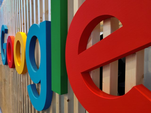 The Google Logo on a wooden wall. Google confirmed new security vulnerabilities in Chrome 92, which can be fixed with an update.