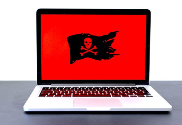 Image of ransomware on a computer screen. Attacks have been launched multiple hospital and healthcare systems throughout the U.S.